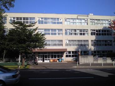 札幌市立月寒中学校の画像1