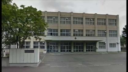札幌市立東月寒中学校の画像1