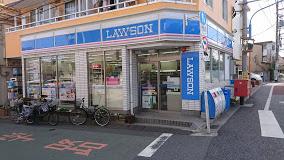 ローソン H新宿中井店の画像1