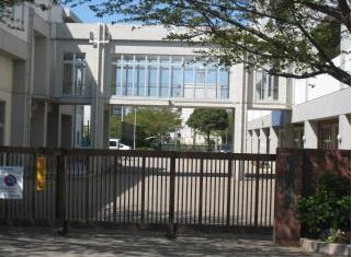 千葉市立轟町中学校の画像1