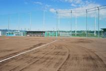 猿ケ島野球場