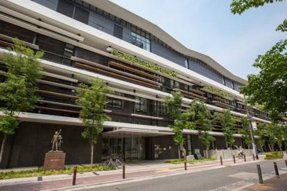 大阪市城東区役所の画像1