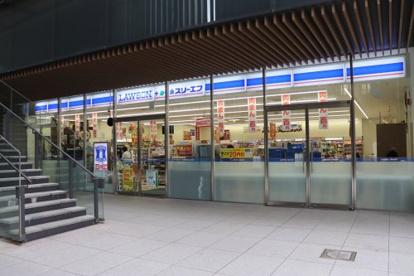 ローソン LAWSON+スリーエフ浅草橋店の画像1