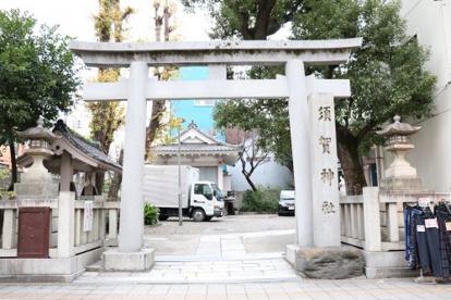 須賀神社の画像1