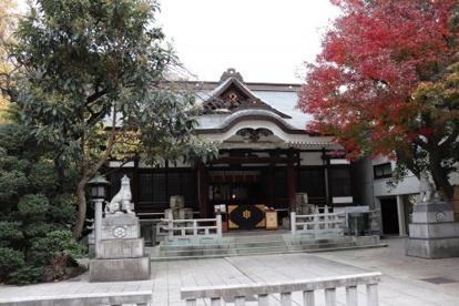 鳥越神社の画像1