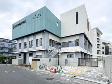 葛飾区立本田中学校の画像1