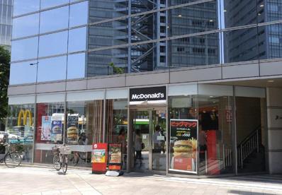 マクドナルド中野坂上店の画像1