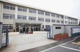 飾磨西中学校の画像1