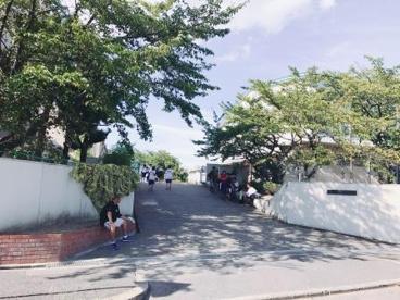堺市立晴美台中学校の画像4