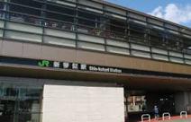 JR新琴似駅