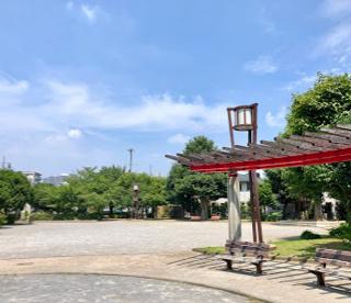 練馬区立高松中央公園の画像1