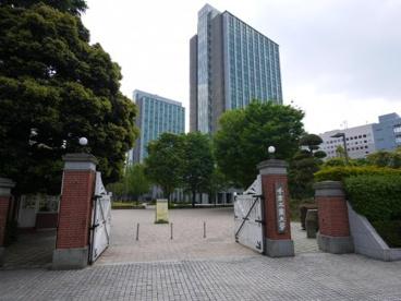 千葉工業大学通用門 (旧鉄道第二聯隊正門) の画像1