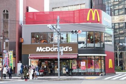 マクドナルド 両国駅西口店の画像1