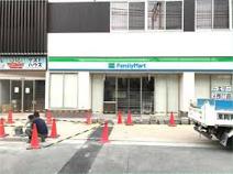 ファミリーマート 鶴橋駅北店