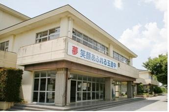 成田市立玉造中学校の画像1