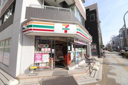 セブンイレブン 台東区役所前店の画像1