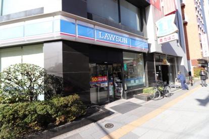 ローソン 上野五丁目昭和通店の画像1