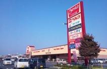 ベルク ベスタ大泉店