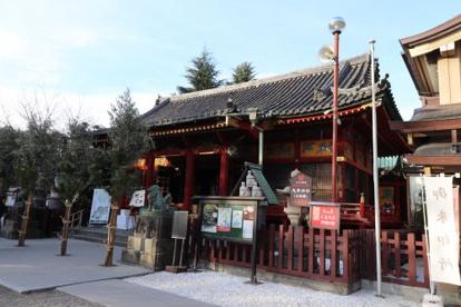 浅草神社の画像1