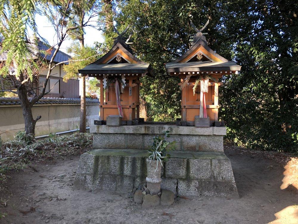 八幡神社(森本町)の画像