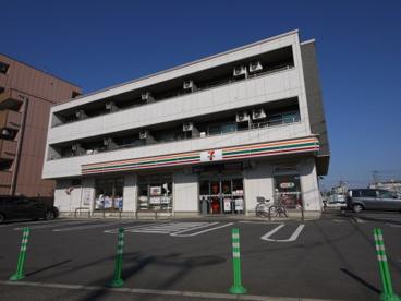 セブンイレブン 京成大久保駅南店の画像1