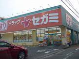 ドラッグセガミ 平尾山荘通り店