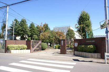 立川市立立川第二中学校の画像1