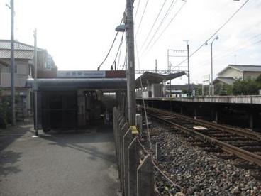 近鉄前栽駅の画像2