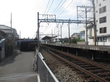 近鉄前栽駅の画像3