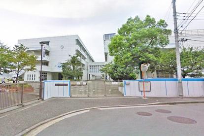 横浜市立根岸中学校の画像1