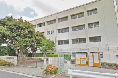 横浜市立上白根中学校の画像1