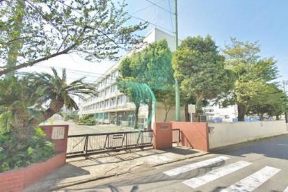 横浜市立左近山中学校の画像1