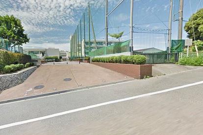 横浜市立小山台中学校の画像1