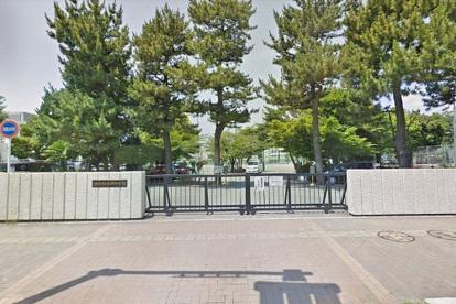 横浜市立本郷中学校の画像1