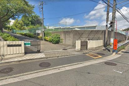 横浜市立芹が谷中学校の画像1