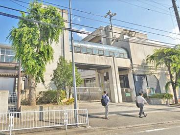 横浜市立岡野中学校の画像1