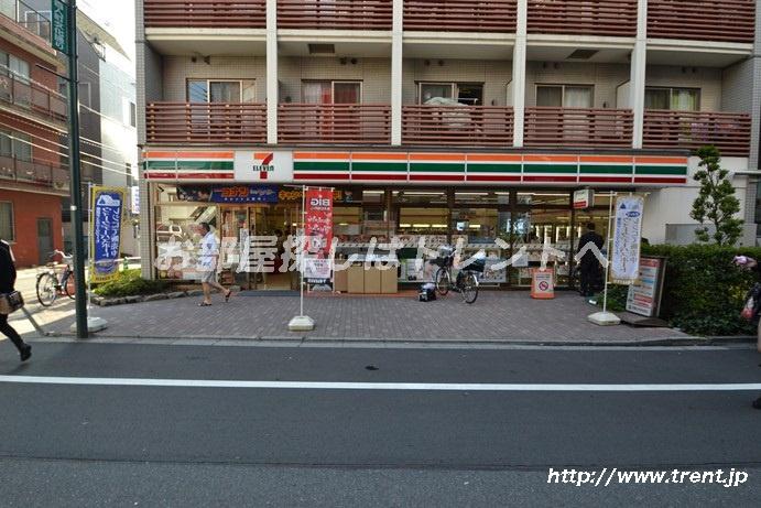 セブンイレブン 新宿百人町2丁目店の画像