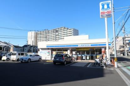 ローソン八王子大和田町六丁目店の画像1