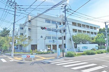横浜市立蒔田中学校の画像1