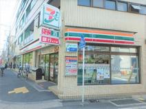 セブンイレブン 川崎神明町店