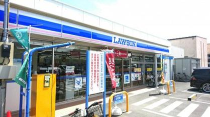 ローソン 新宿西落合三丁目店の画像1