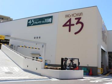43グルメモール川崎 BIG YOSUN(ビッグヨーサン) 鶴見店の画像1
