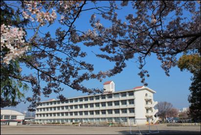 藤枝市青島東小学校の画像1