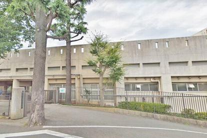 横浜市立田奈中学校の画像1