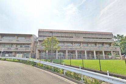 横浜市立中山中学校の画像1