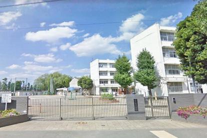 横浜市立勝田小学校の画像1
