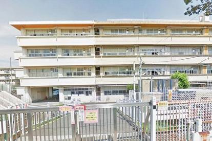 横浜市立都田西小学校の画像1