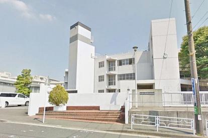 横浜市立川和中学校の画像1
