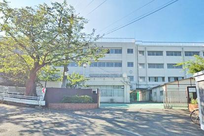 横浜市立都田中学校の画像1