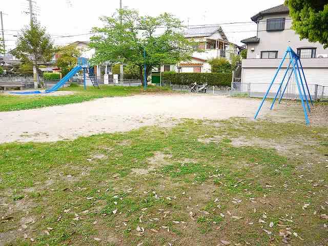 南永井第1号街区公園の画像